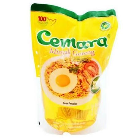 Minyak Goreng Cemara. Minyak Goreng kelapa sawit yang cocok digunakan untuk kebutuhan Katering, Hotel, dan Restoran.