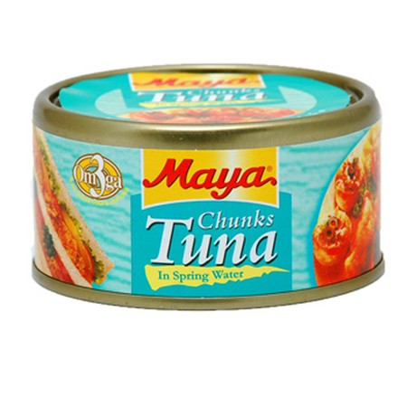 Maya Tuna Chunks In Spring Watermaya Has Been Acknowledged Both By The Local And International Quality Institutions Including Us Fda(Food And Drug Administration), Cfia(Canadian Food Inspection Agency) And European Union. Our Quality Assurance Starts By M