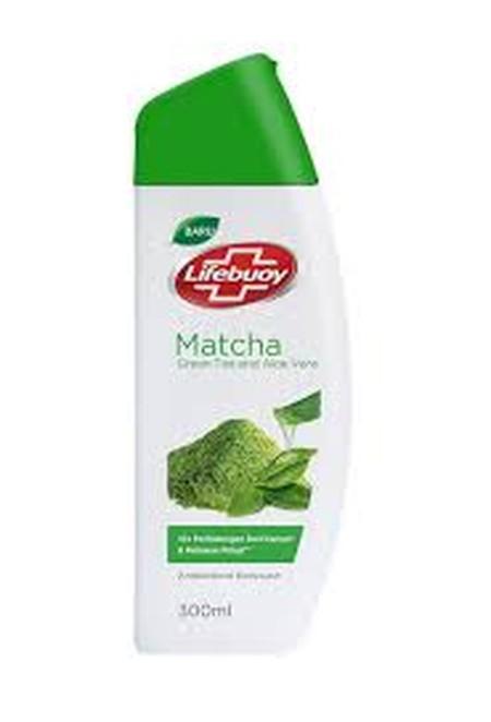 Lawan Debu Polusi Setiap Hari Dengan Lifebuoy Matcha Dan Aloe Vera Baru! Antibacterial Bodywash Yang Memberikan 10X Perlindungan Dari Kuman* Dan Membantu Melawan Masalah Kesehatan Kulit Seperti Gatal-Gatal Dan Kemerahan Karena Kuman. Diformulasikan Dengan