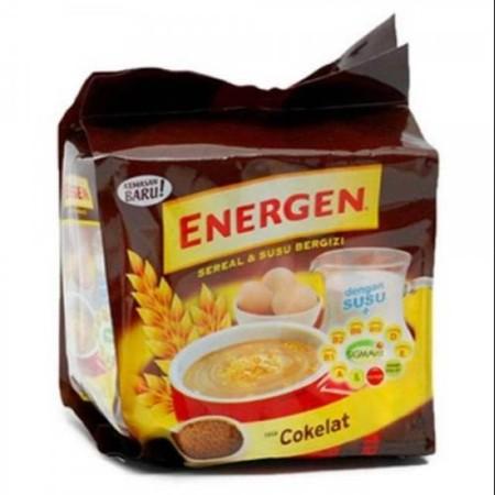 Energen Cokelat 10 Sachet/29G Sarapan Sereal Baik Untuk Kesehatan Sarapan Adalah Aktivitas Seseorang Mengonsumsi Makanan Di Waktu Pagi. Meski Ada Sebagian Orang Yang Tidak Biasa Sarapan, Tapi Sebagian Lagi Ada Yang Menjadikannya (Sarapan) Hal Wajib Sebelu