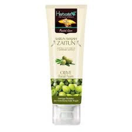 Pembersih wajah untuk kulit normal dan kering. Sabun wajah herborist dengan formulasi lembut dan mengandung minyak zaitun sebagai anti oksidan alami yang membersihkan sekaligus menjaga kehalusan dan kelembutan kulit wajah. Manfaat: Membersihkan wajah Mele