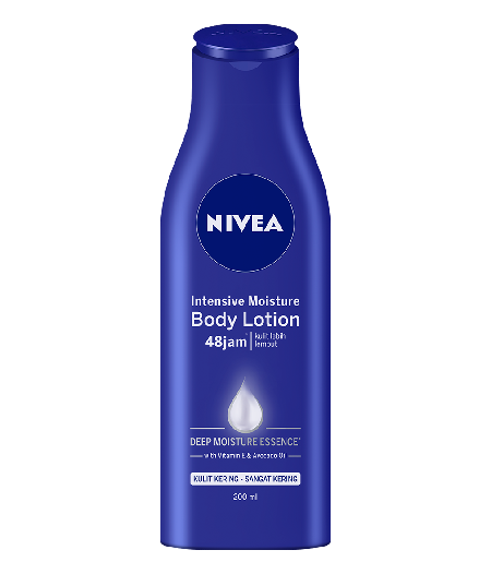 Nivea Intensive Moisture Serum memiliki Grape Seed & Avocado Oil untuk melembabkan secara intensive dan merawat kulit. Vitamin E dan formula baru yang tidak lengket dikulit, merawat kulit kering & kulit pecah-pecah menjadi lebih lembut dan halus. Hydra IQ
