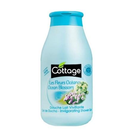 Cottage Invigorating Shower Gel Ocean Blossom merupakan sabun mandi yang dapat membersihkan kulit dan memberikan kesegaran sekaligus menjaga kelembabpan kulit.
