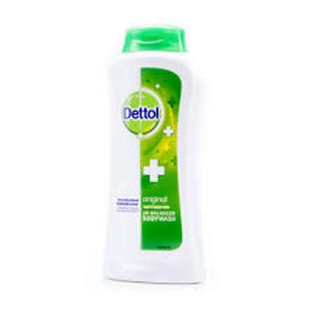Dettol Body Wash Original Merupakan Sabun Cair Untuk Perlindungan Kulit Terhadap Kuman. Formulanya Menawarkan Perlindungan 100% Lebih Baik Dari Kuman. Sabun Cair Ini Mengandung Formula Ph-Balanced Dengan Perlindungan Terpercaya Dari Dettol. Membantu Menja