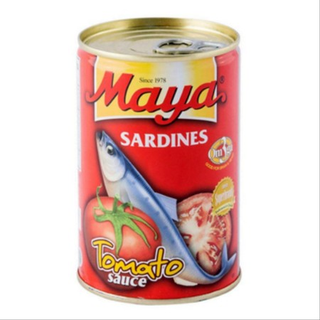 Maya Sardines Tomato Sauce 425 Grmaya Has Been Acknowledged Both By The Local And International Quality Institutions Including Us Fda(Food And Drug Administration), Cfia(Canadian Food Inspection Agency) And European Union. Our Quality Assurance Starts By