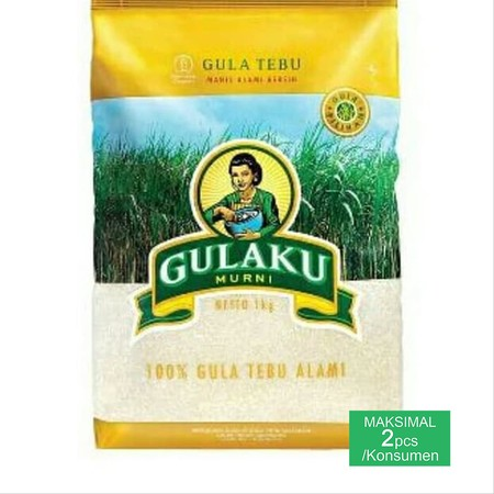Sugar Cane Made Form Selected Ingredients, High Quality Processed That Produced The Best Crystal Sugar  Gulaku Is Produced From Good Quality Fresh Sugar Cane From The Plantation In The Field Using A Production Process That Meets Quality Standards To Produ