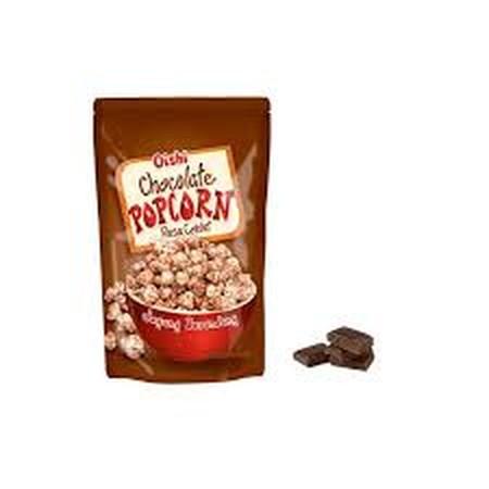 OISHI Popcorn Coklat 100gr merupakan produk cemilan dari OISHI. Popcorn ini memiliki rasa yang enak dan lezat membuatnya cocok untuk dijadikan cemilan. Selain itu, produk ini ideal dinikmati bersama keluarga.