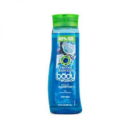 Herbal Essences Body Wash Hello Hydration -Indulge in a rejuvenating shower experience that you are bound to love with the oh-so-fabulous scent of coconuts. It will transport you to beaches, palm trees, an sunshine delight without drying out your skin lik