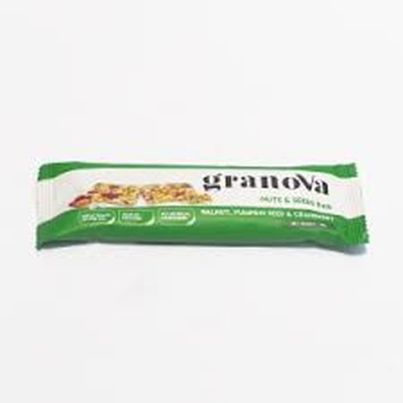 Practical. Wholesome. Delicious. Granova Granola Bars Are Made Of Premium Ingredients Packed With Fiber And Protein To Fill You Up At Any Time Of The Day. Simply The Perfect Snack Or Breakfast On-The-Go