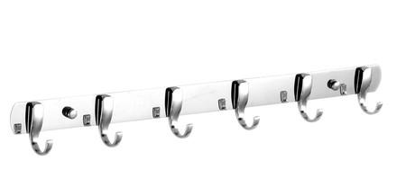 Hooks   Brand: Alno 1. Aluminum material 2. Condition: 100% New
