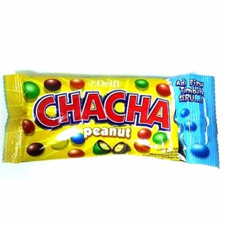 Delfi Cha Cha Warna 70Gr Pack Delfi Cha Cha Warna 70Gr PackCokelat Yang Dilapisi Permen Dengan Berbagai Warna Dan Diisi Kacang. Terbuat Dari Bahan Pilihan Dan Diproses Secara Higienis Sehingga Aman Dikonsumsi. Cokelat Yang Dapat Membawa Keceriaan Untuk