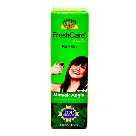 FreshCare, Minyak Angin Aromatherapy roll on, merupakan minyak angin modern yang mengandung aromatherapy yang menyegarkan.