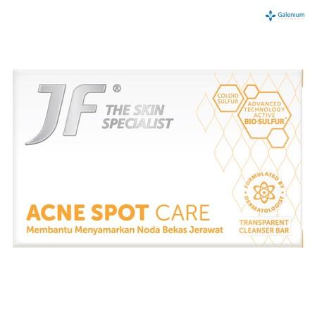 Diformulasi oleh ahli kulit untuk merawat kulit wajah berjerawat. Teruji klinis mengurangi jerawat dalam 2 minggu tanpa menyebabkan kekeringan pada kulit.  Membantu mematikan bakteri yang dapat menyebabkan radang jerawat. Membersihkan kulit dari kotoran d