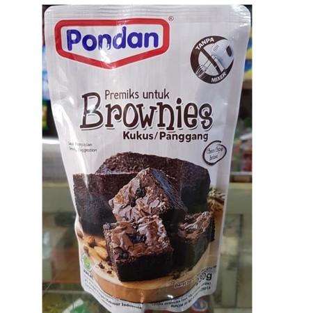 Bahan Premiks Untuk Membuat Brownies Kukus Panggang