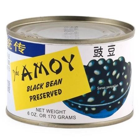 TTS Amoy Black Beans [170 g] merupakan kacang yang memiliki kandungan antioksidan yang paling tinggi dibandingkan jenis kacang yang lain. Manfaat : Kandungan zat besi, fosfor, kalsium, magnesium, mangan, tembaga dan seng untuk membangun dan memelihara str