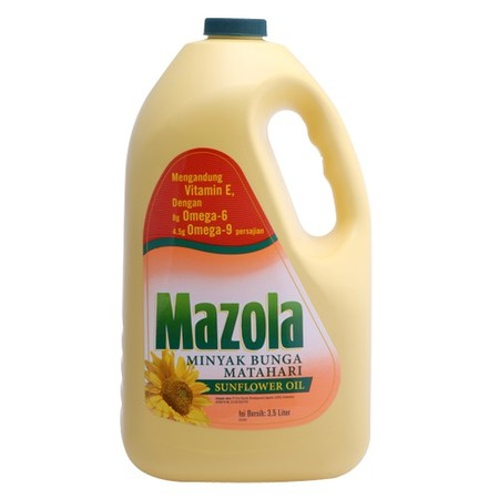 Mazola Sunflower Oil With Neutral Taste Means Mazola Sunflower Oil Is A Very Good All Round Oil. It Also Has A High Smoke Point Making It Perfect For Frying, Baking And Roasting.
