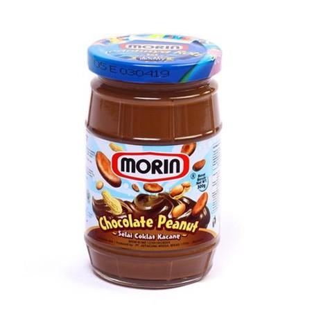 Deskripsi Morin Chocolate Twin 300 Gr. Menggunakan Bahan-Bahan Terbaik Langsung Dari Perkebunan Berkualitas Dan Kemudian Diolah Dengan Teknologi Canggih & Higienis. Morin Juga Telah Bersertifikasi Halal Dalam Hal Keamanan Proses Produksi. Morin Mendapat P