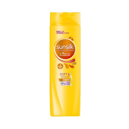 Sunsilk Soft & Smooth Shampoo merupakan shampoo yang dapat membuat Rambut Senantiasa Halus Dan Lembut