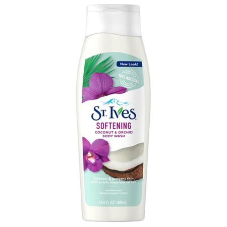 Body Wash Made with 100% natural coconut water and orchid flower extracts, this body wash leaves your skin feeling hydrated while cleansing it with a sudsy sumptuous lather.