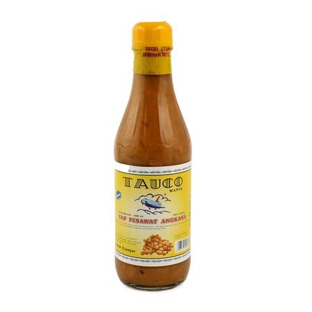 Tauco Cianjur terbuat dari kacang kedelai pilihan yang akan menambah enak masakan anda
