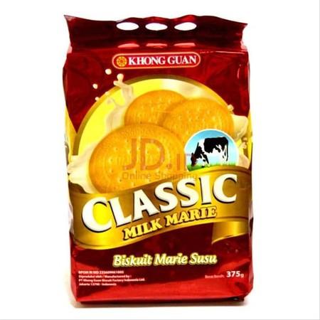 Classic Biscuit Marie Susu Merupakan Biskuit Rasa Susu Yang Berasa Banget Susunya.