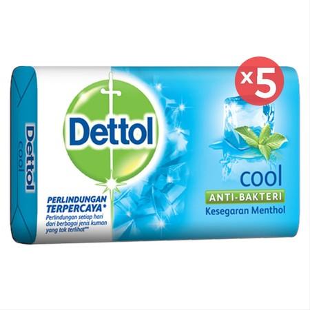 Dettol Barsoap Cool Merupakan Sabun Mandi Dari Dettol. Sabun Mandi Ini Efektif Membunuh Kuman Dengan Formula Ph Dan Meremajakan Kulit Dengan Vitamin C Dan B3. Gunakan Dettol Untuk Mendapatkan Kulit Yang Sehat Berkilau.