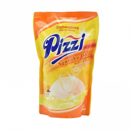 Pizzi Dishwashing Liquids Are Very Versatile. It Leaves Your Dishes, Glasses And Utensils Sparkling Clean, Tough On Grease, Yet Is Mild On The Hands.  Features And Benefits  * Is Tough On Grease And Mild On Hands * Rinses Completely, Leaving No Residue Or