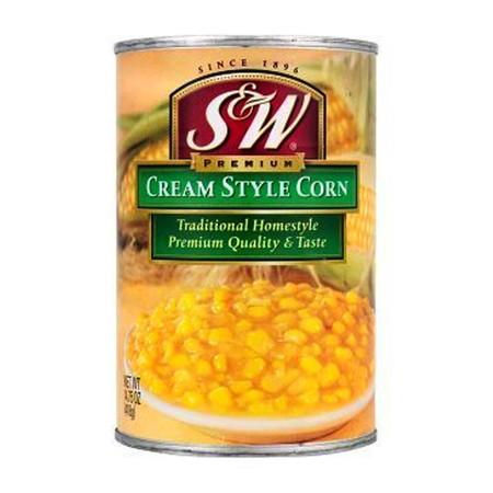 Bahan jangung untuk dipegunakan sebagai sup krim jagung