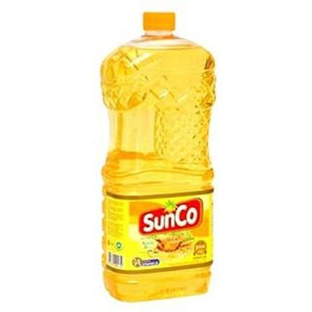 Sunco Is Derived From Fresh Palm Oil, Through 3X Refining Process And 2X Filtering Process, Producing Clear And Low Fat Cooking Oil. Sunco With Premium Quality Cooking Oil Contains With Pro-Vitamin A, Natural Beta-Carotene, Vitamin E, Cholesterol Free, An