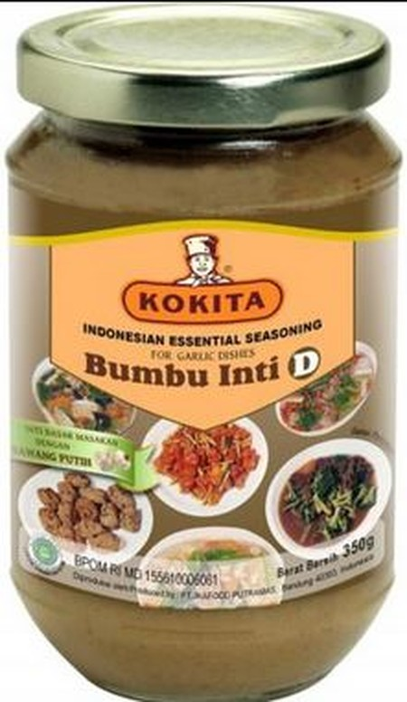 Kokita Is Committed To Providing The Specialized Ingredients And Essential Sauces Required To Enjoy The Authentic Flavors Of The Finest Indonesian Cuisine.  Candlenut And Coriander Based Seasoning For Traditional Indonesian Dishes. Kokita Essential Season