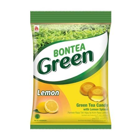 Bontea Green Lemon Merupakan Permen Dengan Kandungan 100% Ekstrak Alami Green Tea Yang Kaya Akan Anti-Oksidan Dan Ekstrak Lemon Sehingga Dapat Melindungi Tubuh Dari Radikal Bebas, Menyegarkan Dan Mampu Menghaluskan Kulit.