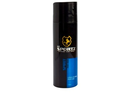 Body Spray deodorant yang dapat embebaskan aktivitas harian Anda dari bau badan yang mengganggu. Hadir dengan wangi yang tahan lama sehingga Anda terlindungi sepanjang hari.