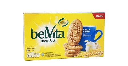 Belvita Breakfast Biscuits Are The Perfect Source Of Nutritious, Sustained Energy. With 18-20 G Of Whole Grain, Fiber, And B Vitamins.