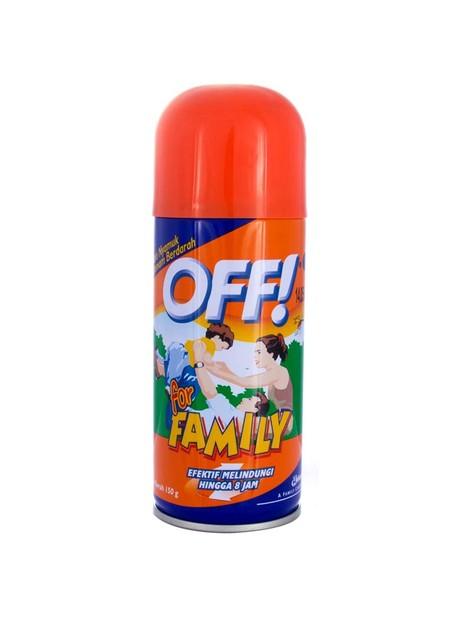 Spray aerosol anti nyamuk efektif melindungi hingga 8 jam