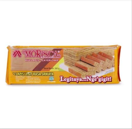 Morisca adalah produk kue lapis legit yang di buat secara higienis serta aman di konsumsi dengan kemasan vakum plastik berbahan nilon serta terjaga kualitas nya.