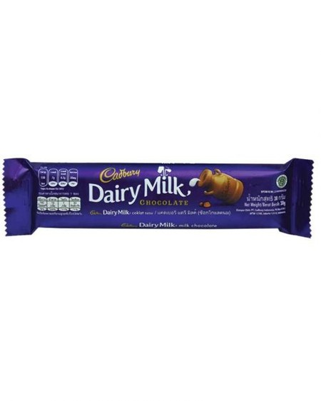 Our Classic Bar Of Deliciously Creamy Cadbury Dairy Milk Milk Chocolate, Made With Fresh Milk From The British Isles And Ireland. A Mouthful Of Mmmm In Every Piece!