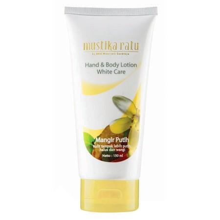 Mustika Ratu Hand & Body Lotion merupakan lotion yang dapat digunakan pada tubuh & tangan, mengandung vitamin yang dapat menjaga kelembapan kulit.