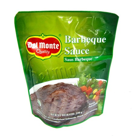 Del Monte Barbeque Sauce Is Used As Instant Seasoning To Marinade All Barbeque Meat Such As Beef, Chicken Or Fish. Del Monte Barbeque Sauce Can Also Be Use As Dipping Sauce To Your Barbeque. Without Adding Other Seasoning, Del Monte Barbeque Sauce Is The