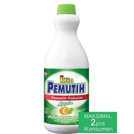 Soklin Bleach Contains An Anti-Bacterial Formula Eliminates Germs, Removes Malodour Smells, And Is Gentle To Fabric Fibre.