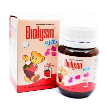 Bermanfaat sebagai suplemen untuk memelihara kesehatan tubuh dan memenuhi kebutuhan multivitamin pada anak-anak di usia pertumbuhan serta membantu pemulihan kondisi tubuh anak-anak sehabis sakit.