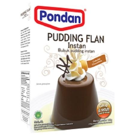 Bahan Premiks Untuk Membuat Pudding Flan Chocolate