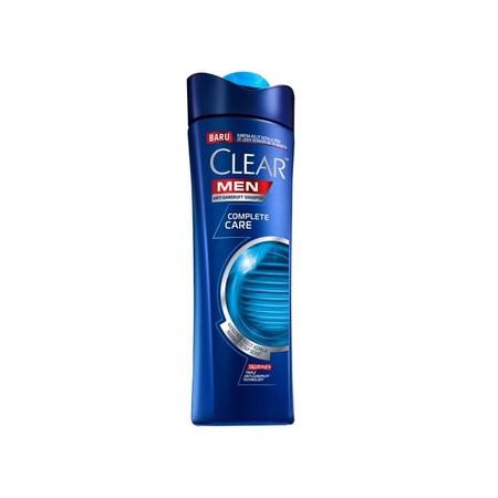 CLEAR Men Shampoo Complete Soft Care 340ml merupakan shampoo anti ketombe yang diformulasikan khusus bagi pria untuk membersihkan kulit kepala dan rambut secara menyeluruh serta membuat kulit kepala tetap sehat dan rambut mudah diatur. Dengan nutrisi esse