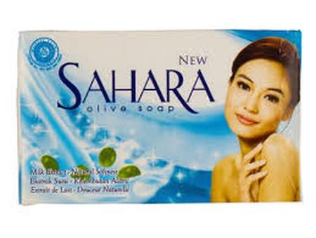 sabun yang mengandung minyak zaitun berkhasiat untuk membersihkan badan dan menghaluskan kulit badan. Varian : Susu