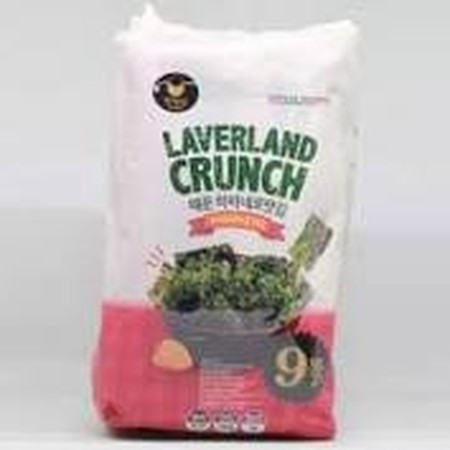 Laverland Habanero 4.5gr x 9 merupakan lembaran rumput laut gurih rasa habanero yang pedas dan renyah. Enak untuk dijadikan camilan maupun sebagai pelengkap masakan. Kemasannya praktis dan mudah dibawa untuk bekal snack setiap hari. BPOM: ML 219209019169