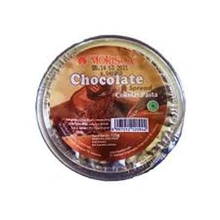 Morisca Chocolate Jam Botol Selai 125 G, Merupakan Selai Yang Terbuat Dari Bahan-Bahan Alami Dengan Rasa Yang Terjaga Kualitasnya. Mariza Jam Tidak Menggunakan Pemanis Buatan, Sehingga Aman Untuk Dikonsumsi. Dapat Digunakan Untuk Berbagai Macam Makanan Da