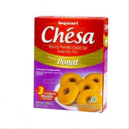 Chesa Donat dibuat khusus untuk anda yang ingin membuat donat dengan hasil akhir yang optimal dan rasa yang istimewa.