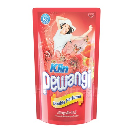 So Klin Pewangi Regular Is The Perfect Softener That Give Your Clothes A Soften And Leave Long Lasting Aromatic Scent In A Single Wash. The Latest Technology Of Perfume Booster, Is An Unique Formulation That Endure Perfumes Stays Longer In The Clothes, Gi
