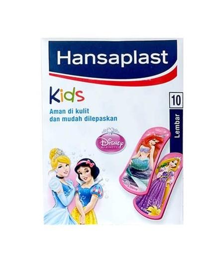 Plester Hansaplast Kid memiliki karakter kesukaan anak Anda dan cocok untuk segala jenis luka kecil. Melindungi luka anak dari kotoran dan bakteri dan menutup rapat di sekeliling luka.