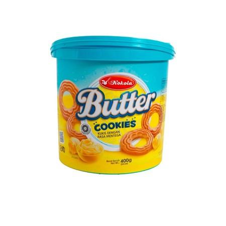 Kukis renyah ini terbuat dari bahan pilihan yang diproses secara higienis dan terpercaya dengan rasa mentega nya yang gurih dan nikmat, serta dikemas sempurna agar dapat terjaga citra rasanya. Kombinasi kukis yang renyah dan rasa menteganya yang gurih dan