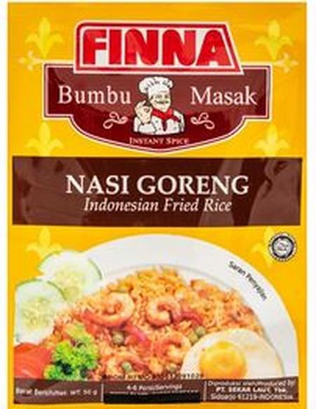 Bumbu Masak Indonesia Siap Pakai Dengan Bahan Pilihan , Mudah Dikelolah Menjadi Masakan Dengan Cita Rasa Lezat.